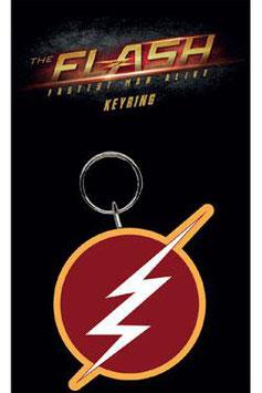 Llavero de Caucho Logo Flash