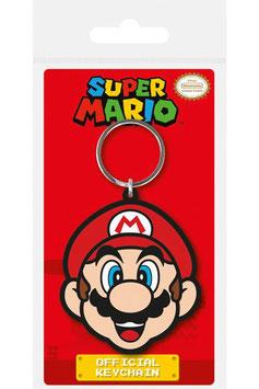 Llavero de Caucho Mario