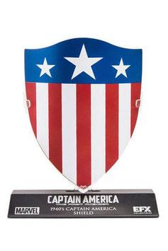 Escudo Capitán América 1940