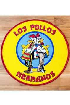 Alfombra Hermanos Pollo