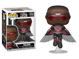 Falcon Volando