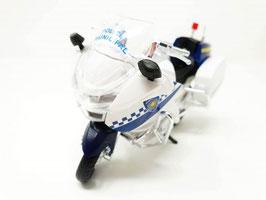 Moto Policía Municipal