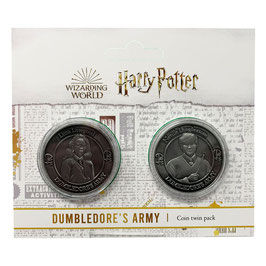 Pack de Dos Monedas Neville y Luna Edición Limitada