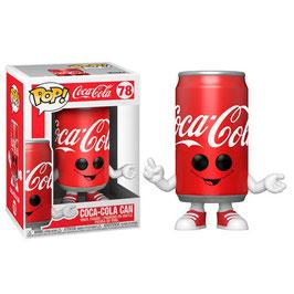 Lata Coca-Cola