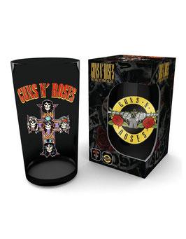 Vaso Premium Logo Guns N' Roses