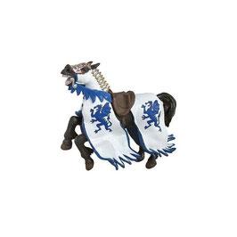Caballo del Rey dragón azul