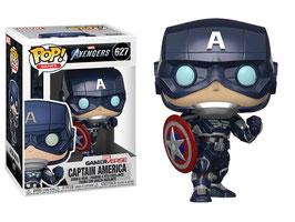 Capitán América Gameverse