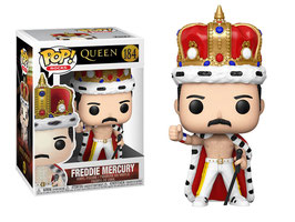 Freddy Mercury Rey
