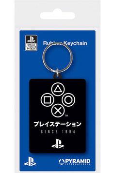 Llavero de Caucho Sony Playstation 1994