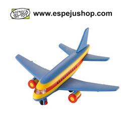 Avión jet mediano