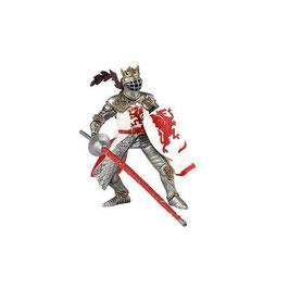 Rey dragón rojo