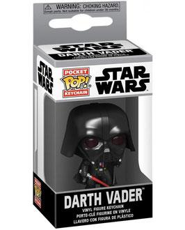 Llavero Funko Pop Darth Vader con Expositor