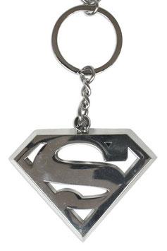 Superman llavero metálico Logo