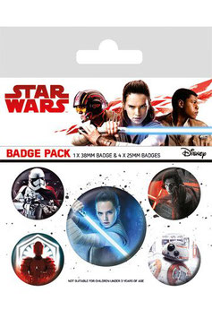 Star Wars Chapas Personajes