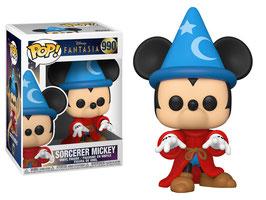 Mickey Mago 80 Aniversario Fantasía