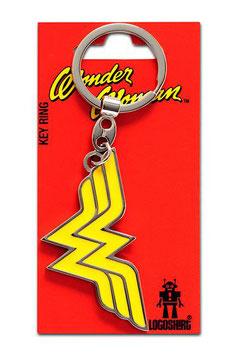 Llavero Metálico Logo Wonder Woman