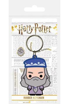 Llavero de Caucho Chibi Dumbledore