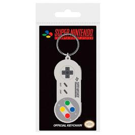 Llavero de Caucho Mando Super Nintendo
