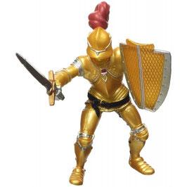 Caballero de Oro con Armadura