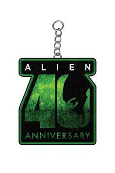 Llavero Metálico 40 Aniversario de Alien