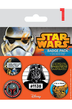 Star Wars Chapas