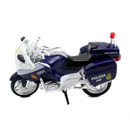 Moto Policía Nacional