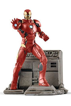 Mini Figura Iron Man (10cm)