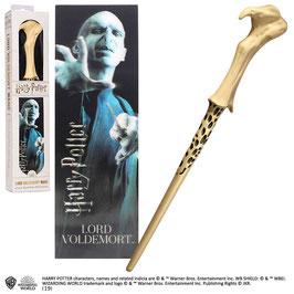 Varita Mágica PVC Lord Voldemort 30cm