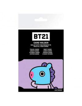 Tarjetero BT21 Mang