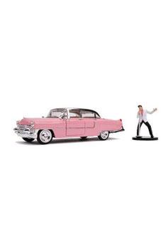 Cadillac Fleetwood con Elvis Presley