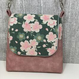 "Handtasche ""Frühlingsblüten"""