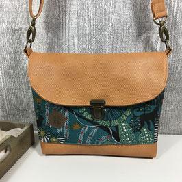 """Handtasche """"Dschungel"""""""