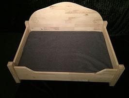 Hundebett 90x60 cm Buche