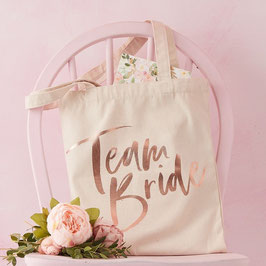 TOTE BAG - TEAM BRIDE