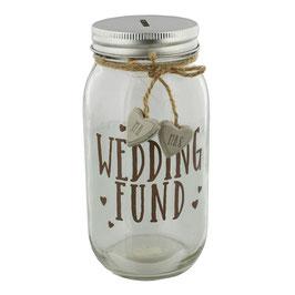 """Salvadanaio Love Story """"Wedding Fund"""""""