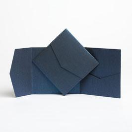Pocket Original Book - Blu Lapislazuly 13x13cm