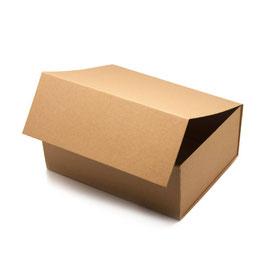 BOX MAGNETICO PICCOLO - BIANCO 16cm
