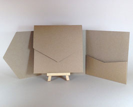Pocket Perfect Book - Recycled 14.5x14.5cm