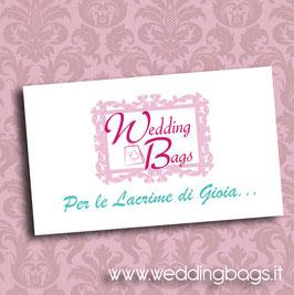 """Etichetta """"Lacrime di Gioia"""" con Logo"""