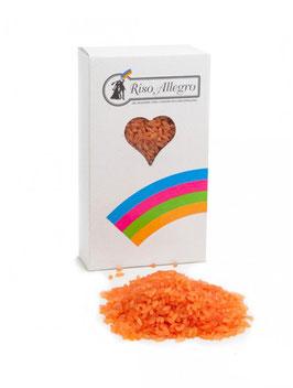 Riso Colorato Arancione