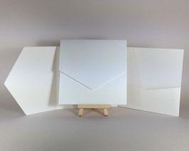 Pocket Perfect Book - Avorio Opaco 14,5x14,5cm
