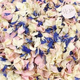 Petali essiccati - NAVY ROSE