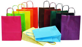 Wedding bags colorata