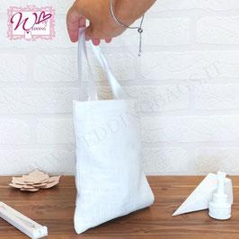 Wedding Bags Mini in Lino - Simply Chic
