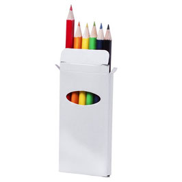 Matite colorate - scatola bianca (1PZ)