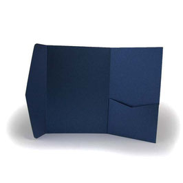 Pocket Chic A6 - BLU LAPISLAZULY
