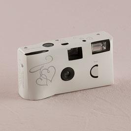 "Wedding Camera  ""Hearts"""