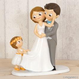 """Cake Topper """"Family"""""""