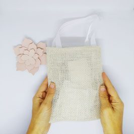 Wedding Bags Mini in Juta- Simply Chic
