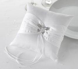 Cuscino per anelli Elegant-Butterfly